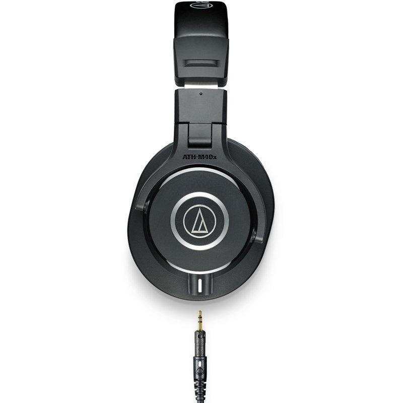 View larger image of Audio-Technica ATH-M40x Professional Monitor Headphones