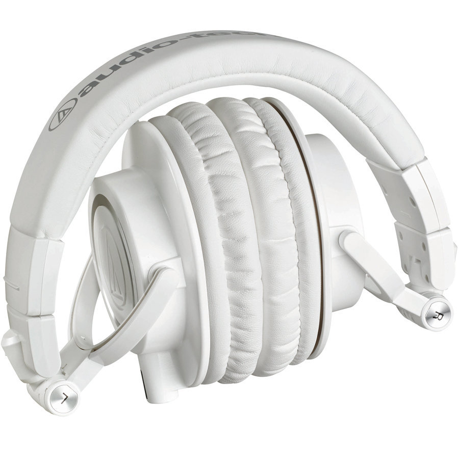 View larger image of Audio-Technica ATH-M50x Professional Monitor Headphones - White