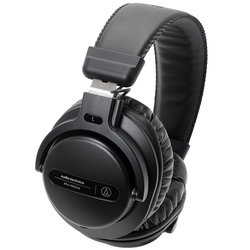 Audio-Technica ATH-PRO5XBK Professional DJ Monitor Headphones - Black