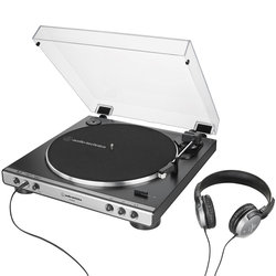 Audio-Technica ATLP60XHP Fully Automatic Belt-Drive Turntable