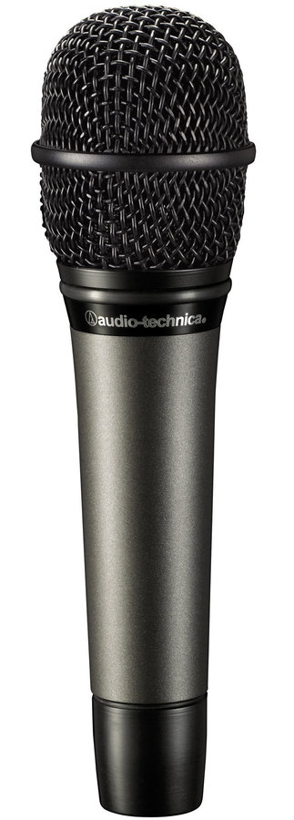View larger image of Audio-Technica ATM610a Hypercardioid Dynamic Handheld Microphone