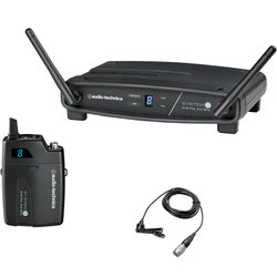 Audio-Technica ATW-1101/L Stack-Mount Digital Wireless System