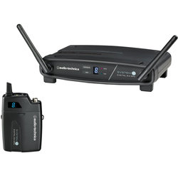 Audio-Technica ATW-1101 Stack-Mount Digital Wireless System