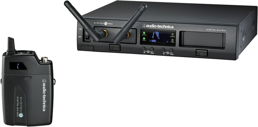 View larger image of Audio-Technica ATW-1301 Rack-Mount Digital Wireless System