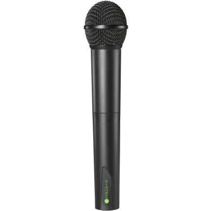 View larger image of Audio-Technica ATW-902A System 9 Wireless Handheld Microphone System