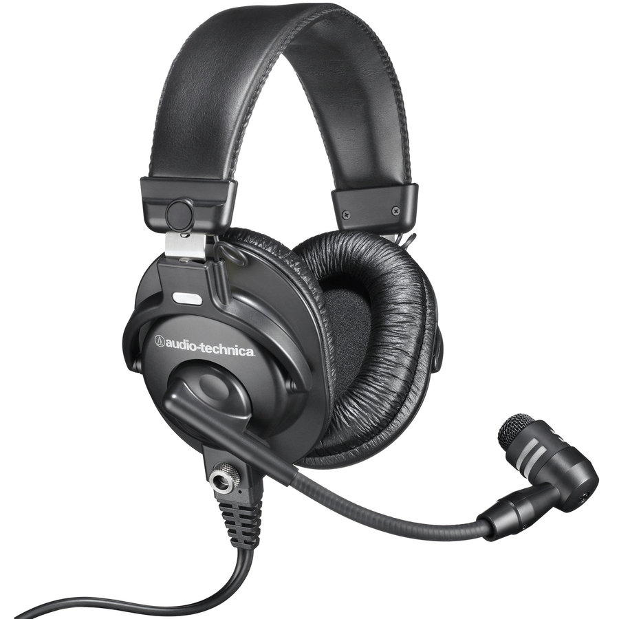 View larger image of Audio-Technica BPHS1 Broadcast Stereo Headset