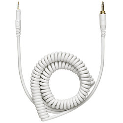 Audio-Technica HP-CC-WH Replacement Cable for M-Series Headphones - White