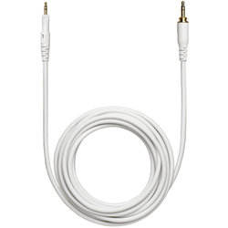 Audio-Technica HP-LC-WH Replacement Cable for M-Series Headphones - White