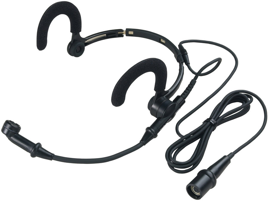 View larger image of Audio-Technica Noise-cancelling Condenser Headworn Microphone