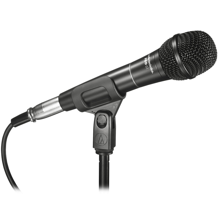 View larger image of Audio-Technica Pro 61 Hypercardioid Dynamic Handheld Microphone