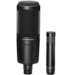 Audio-Technica Studio Microphone Pack with AT2020 / AT20221