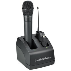 Audio-Technica Two-Bay Recharging Station for 2000 Series