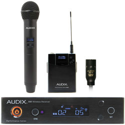 Audix AP41 OM2 L10 Wireless System Microphone