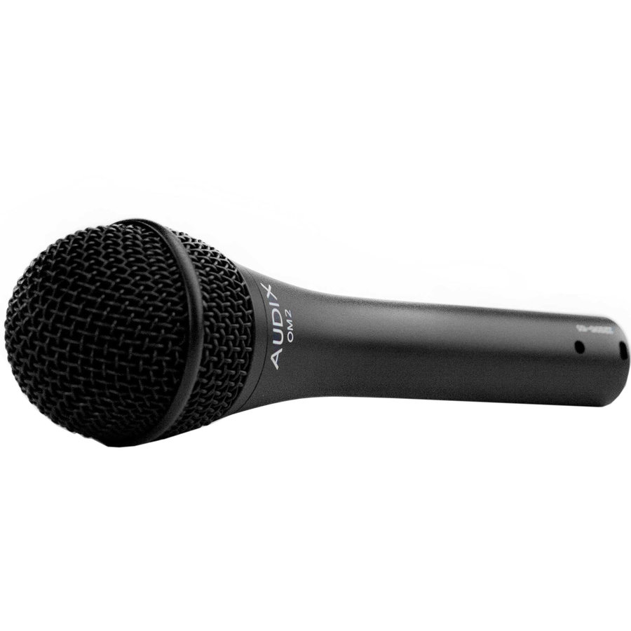 View larger image of Audix OM2 Dynamic Vocal Microphone