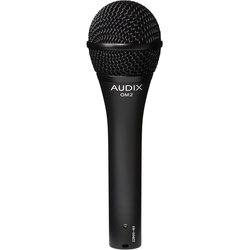 Audix OM2S Dynamic Vocal Microphone with Switch