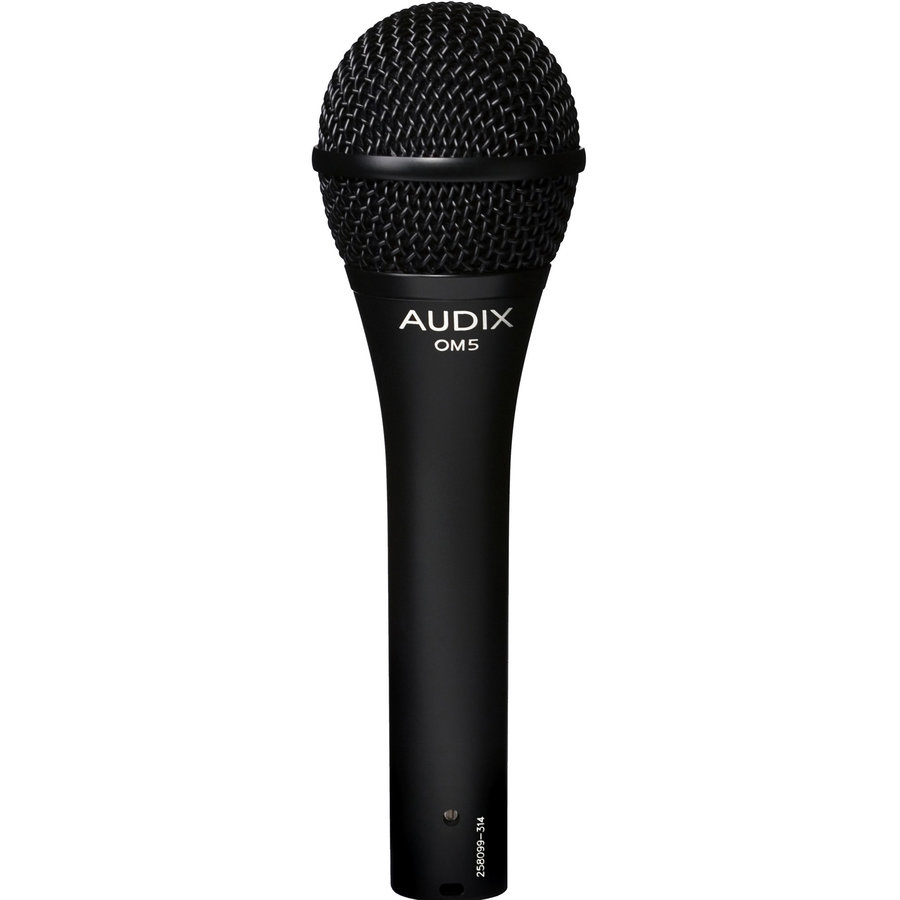 View larger image of Audix OM5 Dynamic Vocal Microphone