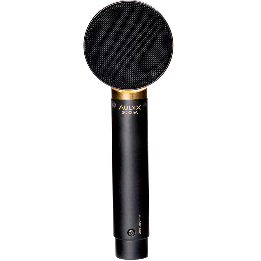 View larger image of Audix SCX25A Large Diaphragm Condenser Microphone