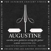 View larger image of Augustine Black Classical Guitar Single String - Light Tension B' or 2nd