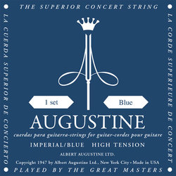 Augustine Imperial Blue Classical Guitar Strings