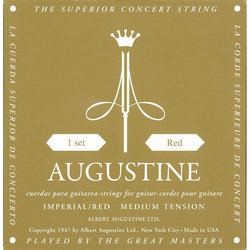 Augustine Imperial Red Classical Guitar Strings Set