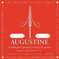 View larger image of Augustine Red Classical Guitar Single String - Medium Tension E' or 6th