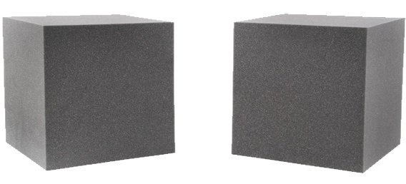 View larger image of Auralex Corner Fill - Charcoal, 12, Pair