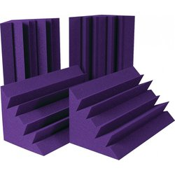 Auralex LENRD Bass Traps - Purple, Set of 8