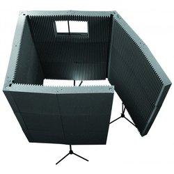 Auralex MAX-Wall 1141 Portable Acoustic Treatment System - Charcoal