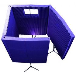 Auralex MAX-Wall 1141 Portable Acoustic Treatment System - Purple