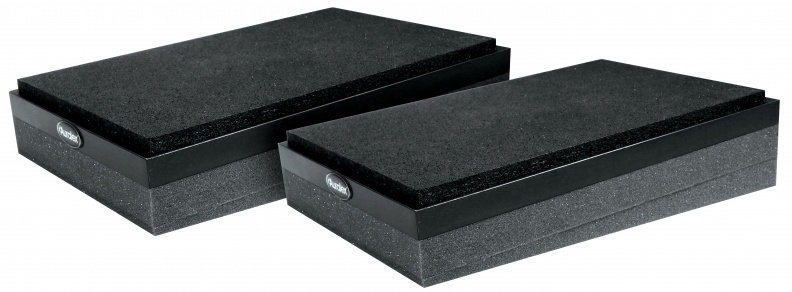 View larger image of Auralex ProPAD Isolation Risers - Pair