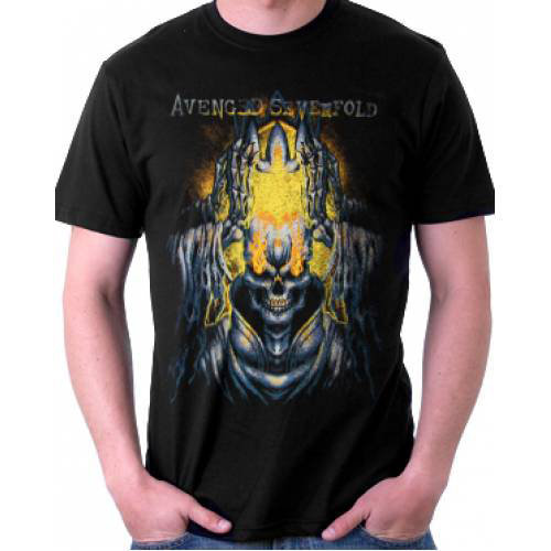 View larger image of Avenged Sevenfold Dethroned T-Shirt - Men's XL