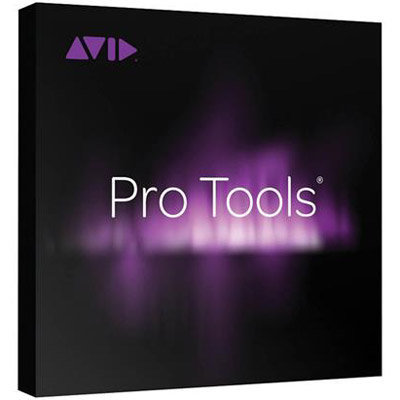 View larger image of Avid Pro Tools Annual Subscription - Card/iLok