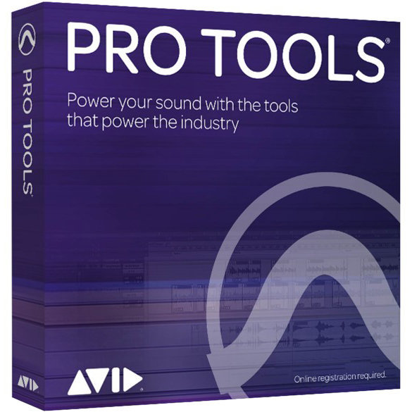 View larger image of Avid Pro Tools Annual Subscription