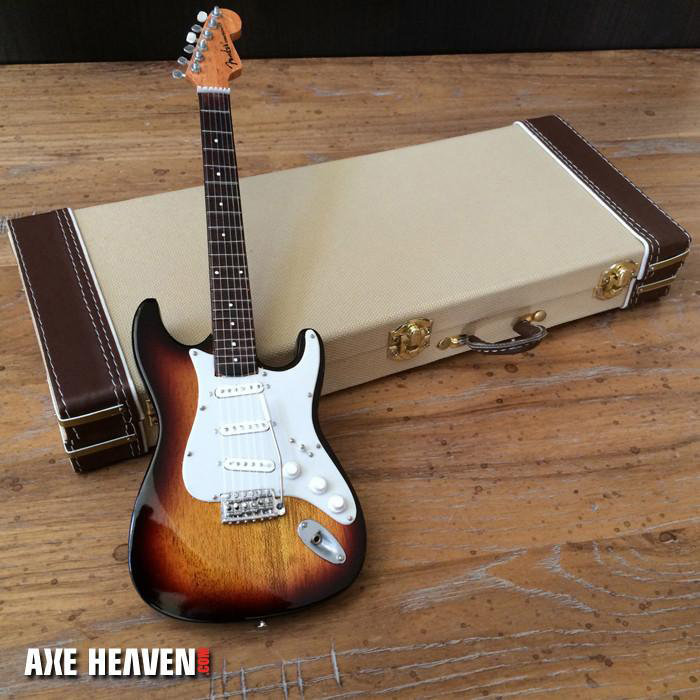 View larger image of Axe Heaven Fender 60th Anniversary Stratocaster Guitar Replica