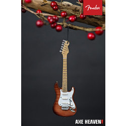 "Axe Heaven FS-60033 6"" FENDER Select '50s Stratocaster Guitar Holiday Ornament"