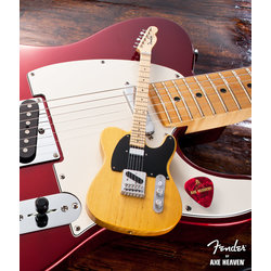Axe Heaven FT-001 Officially Licensed Miniature Fender Telecaster Guitar Replica Collectible - Butterscotch Blonde