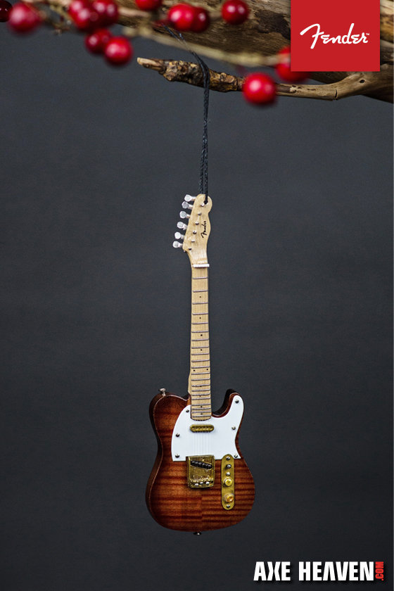 View larger image of Axe Heaven FT-70042 6 Fender Select Telecaster Ornament