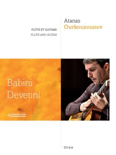 View larger image of Babini Devetini (Ourkouzounov) - Guitar & Flute Duet