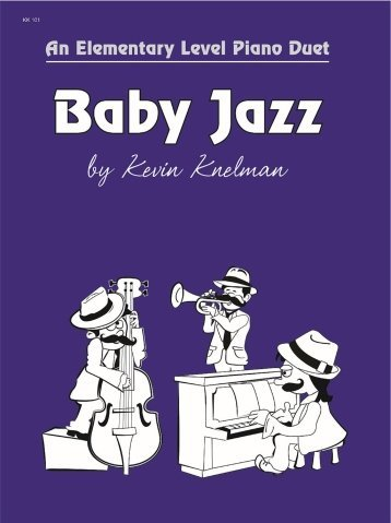 View larger image of Baby Jazz - Piano Duet (1P4H)