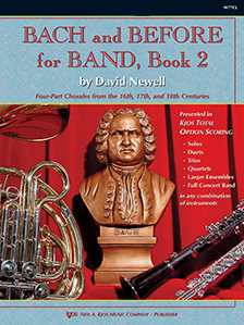 View larger image of Bach & Before for Band Book 2 - Oboe
