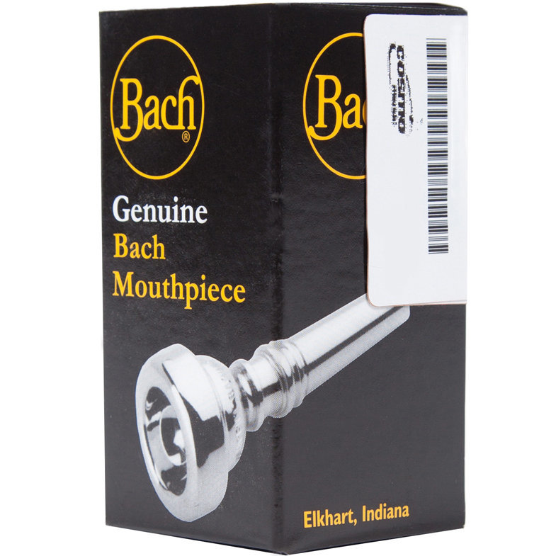 View larger image of Bach Flugelhorn Mouthpiece - 3C