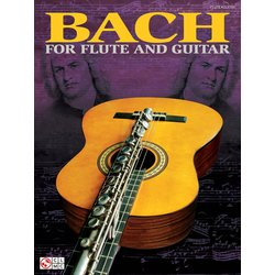 Bach for Flute & Guitar (TAB)