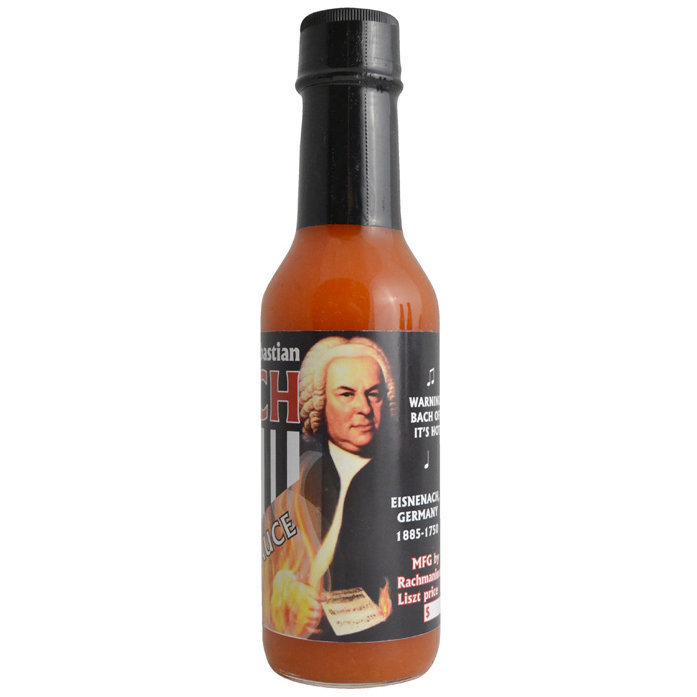 View larger image of Bach Hot Sauce