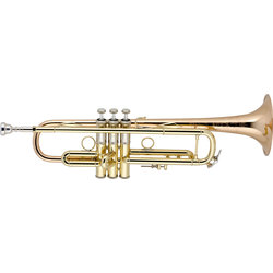 Bach LR19043B Professional Bb Trumpet - Lacquer