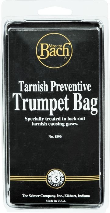 View larger image of Bach Preventive Tarnish Bag for Trumpet