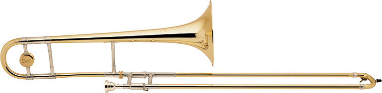 View larger image of Bach Professional Model 42 Bb Tenor Trombone