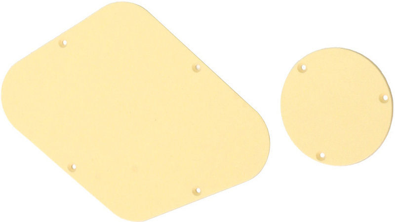 View larger image of Backplates for Gibson Les Paul - Cream