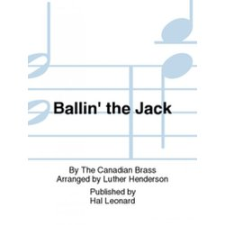 Ballin the Jack - The Canadian Brass (Brass Quintet)