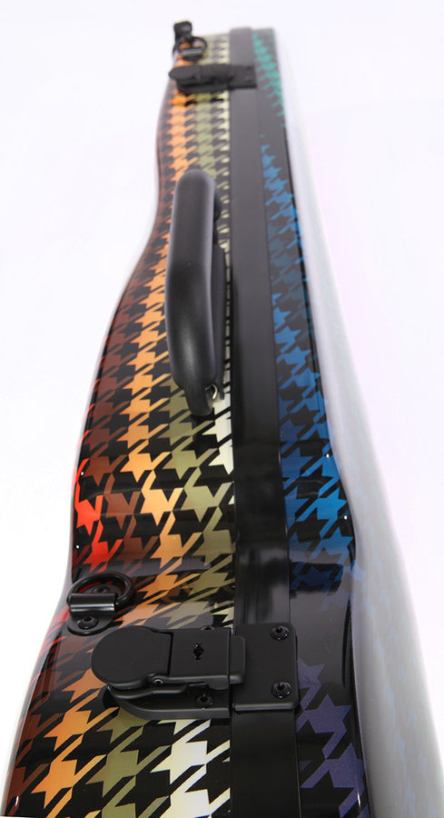 View larger image of Bam Hightech Contoured Violin Case - Paris Limited Edition