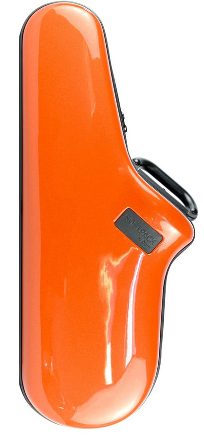 View larger image of Bam Softpack Alto Saxophone Case - Terracotta